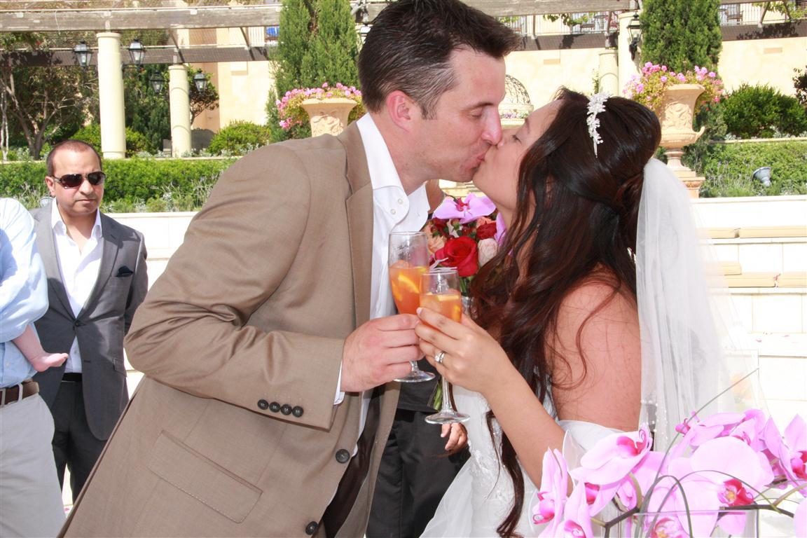 Nikki and Richard's Wonderful Wedding Day in Cyprus