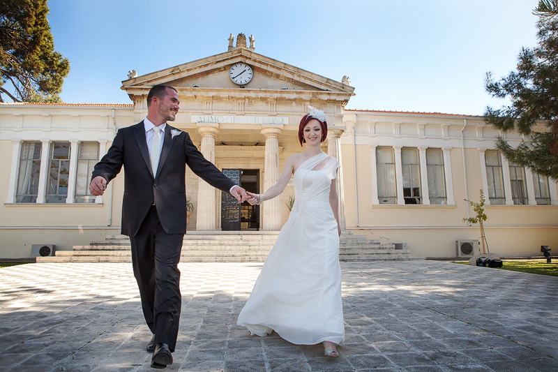 Israeli marriages at Paphos town hall